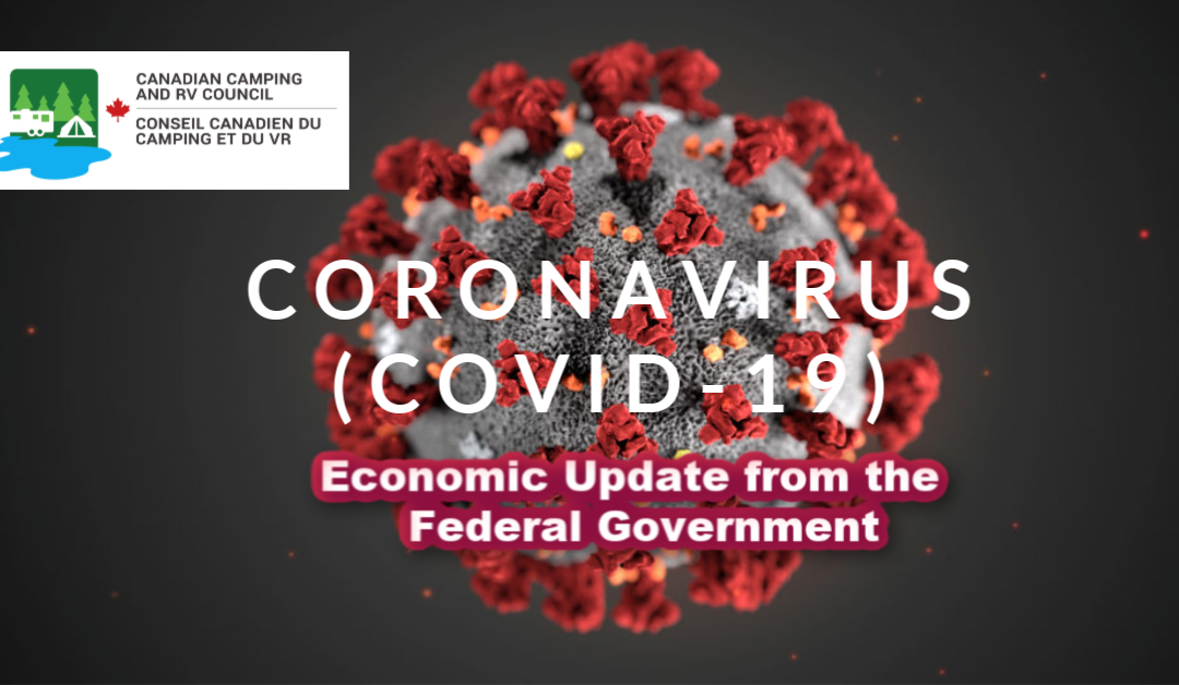 Economic Update for Small Business – Federal Government