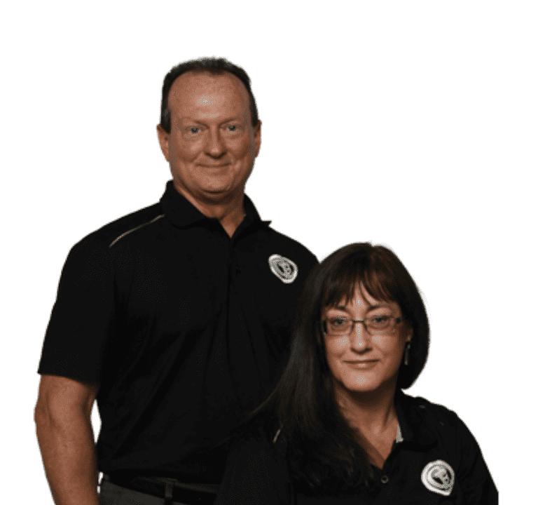 Bill Godkin & Anna Armstrong